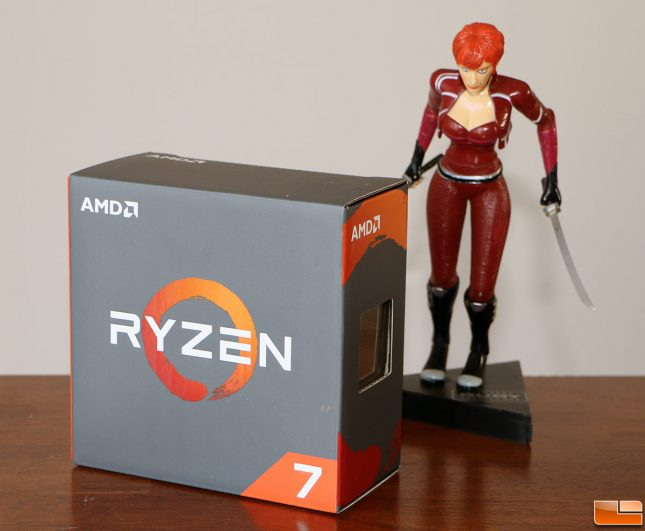 AMD Ryzen With ATI Ruby
