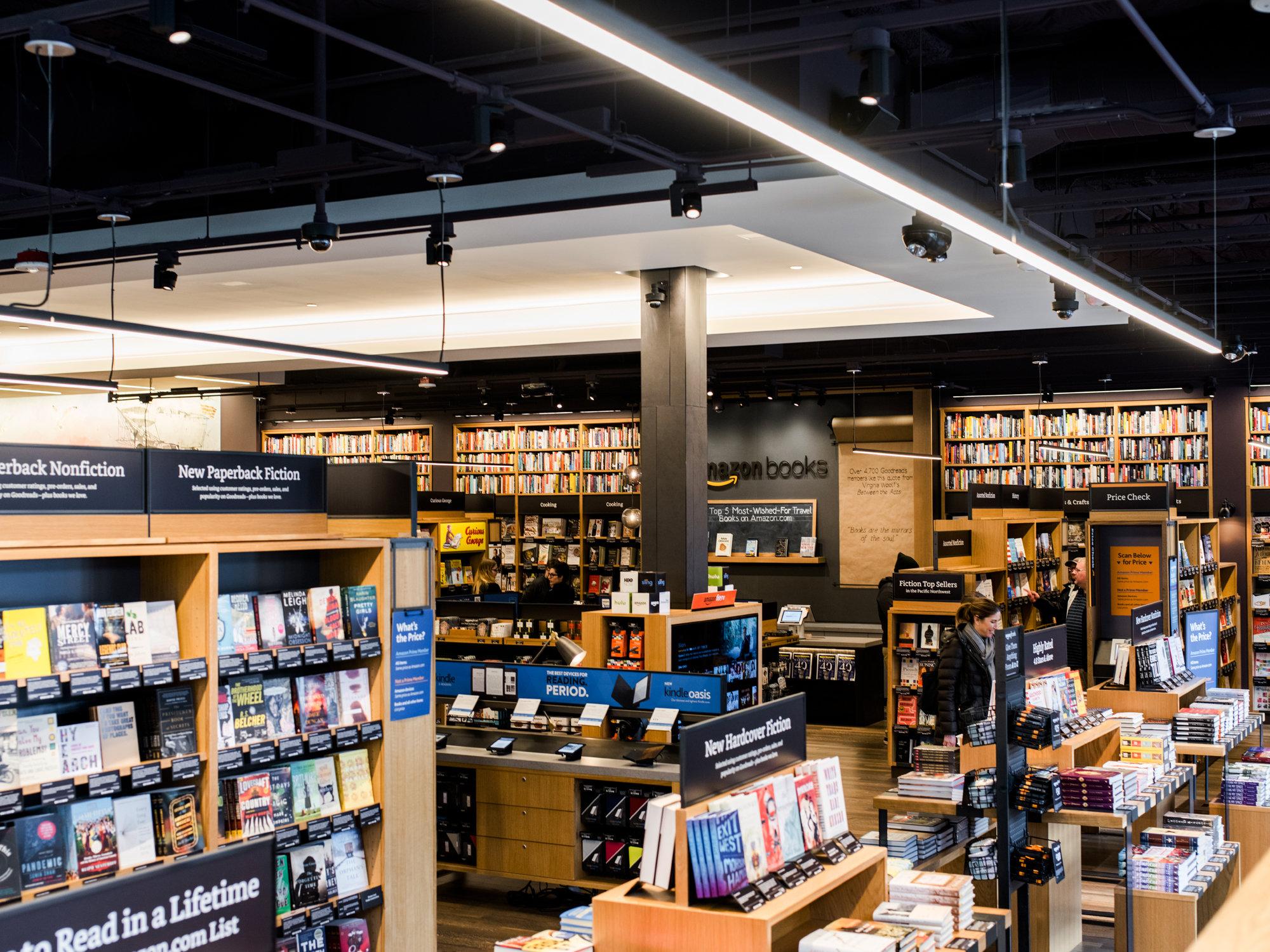 amazon book store   legit reviews