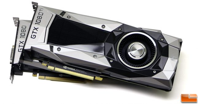 NVIDIA GeForce GTX 1080 Ti and GeForce GTX 1080