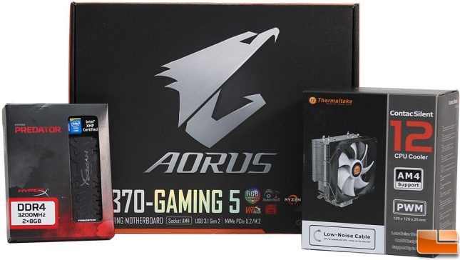 Gigabyte AX370-Gaming 5