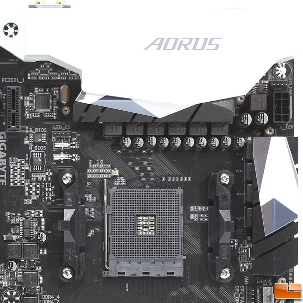 Gigabyte Aorus Ax370 Gaming 5 Motherboard Review Page 2 Of 10 Ga