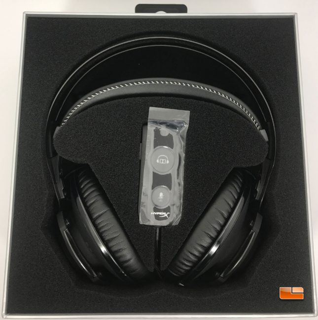 HyperX Cloud Revolver S Gaming Headset In Box