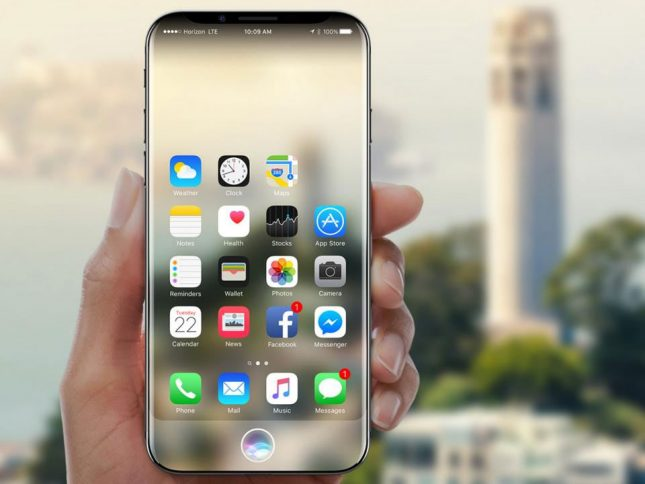 iPhone 8 Leaks from Multiple Sources Allege Only Slight Curves for Screen