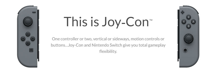 Nintendo Switch Joy-Con Pairs with Any Bluetooth Device - Legit Reviews