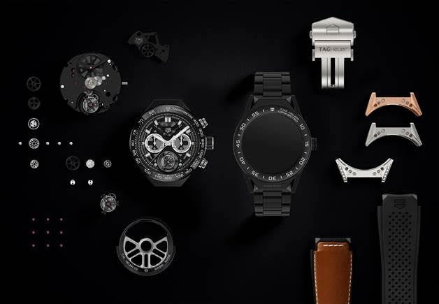 TAG Heuer Connected Modular 45 Smartwatch starts at $1650