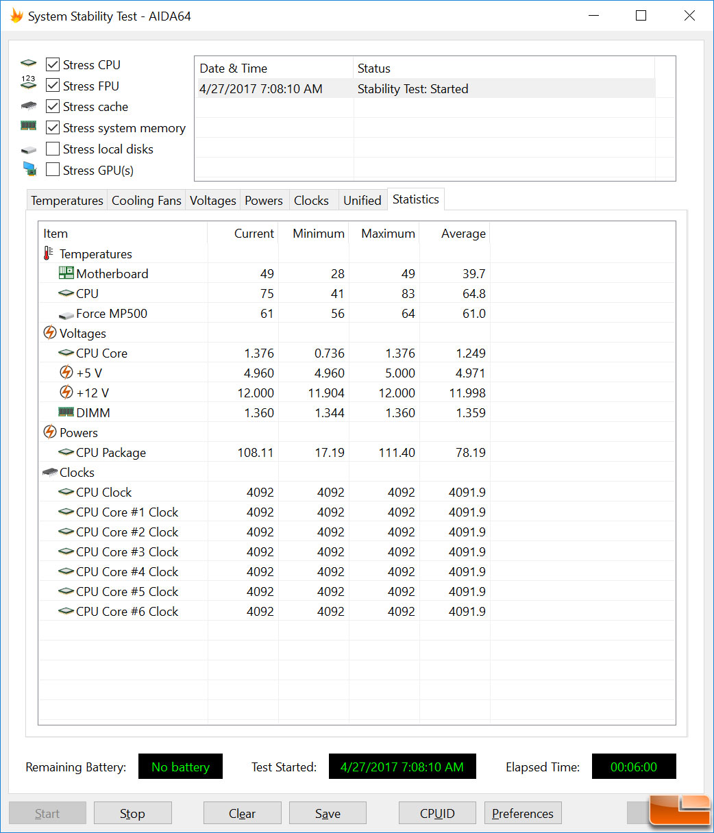 AMD Ryzen 5 1600X Overclocked Benchmark Results At 4 1GHz - Page 10