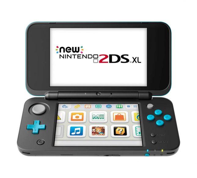 Nintendo 2DS XL Lands July 28