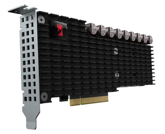 Kingston DCP1000 NVMe SSD