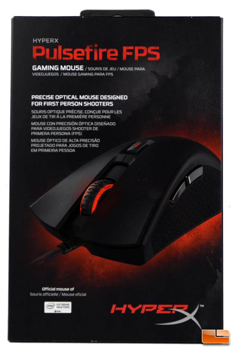 Kingston Hyperx Pulsefire Fps Gaming Mouse Review Legit