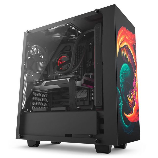 NZXT S340 limited edition