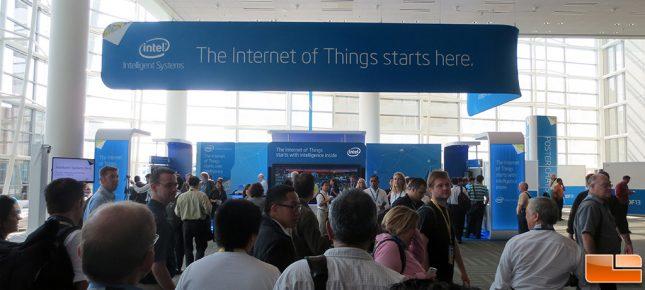 Intel IDF 2013