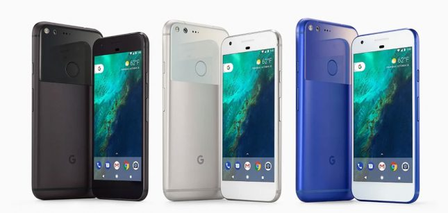 Next Google Pixel Phone May Use Curved OLED Display