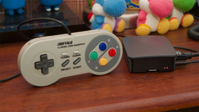 RetroPie DIY Console Will Fix that NES Classic Hole in your Heart