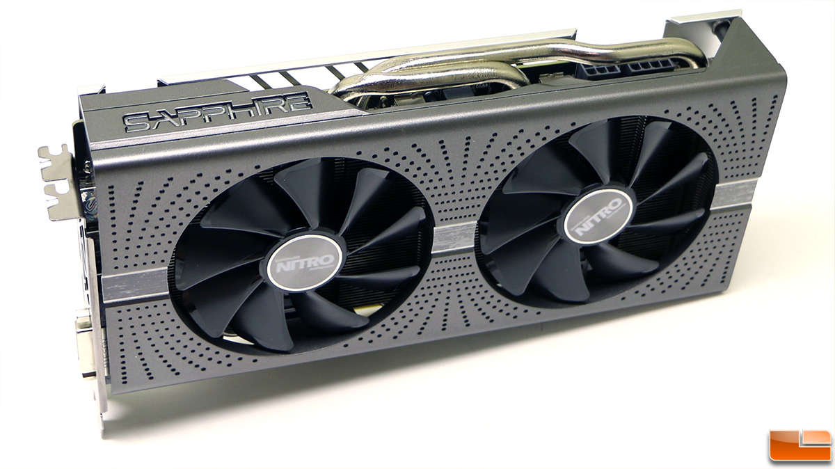 Sapphire NITRO+ Radeon RX 580 Limited Edition Video Card Review