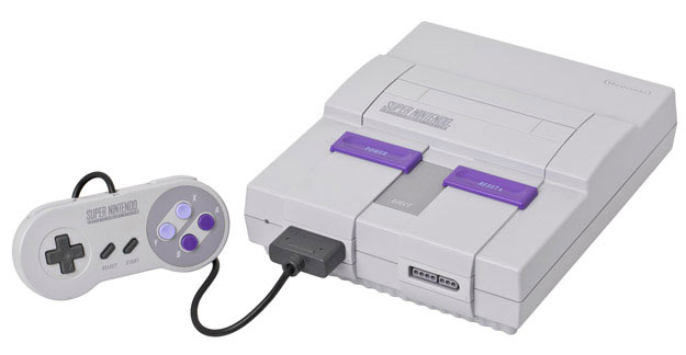 Nintendo Rumored to Launch SNES Mini Later in 2017