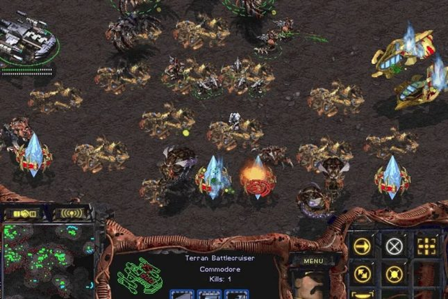 StarCraft is Now Free for Windows and Mac Gamers