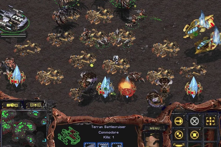 Starcraft is now free for windows and mac gamers legit for Star craft free download