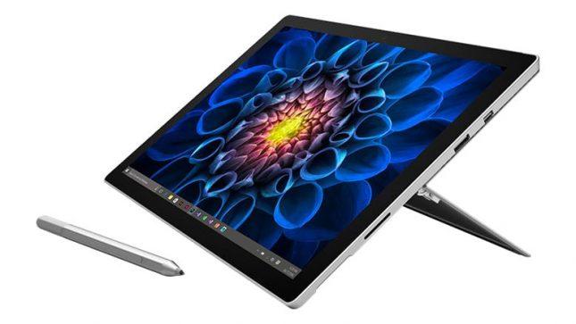 Surface Pro 5 Leak Tips Kaby Lake Processor Upgrade