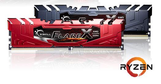 G.Skill Flare X - AMD Ryzen