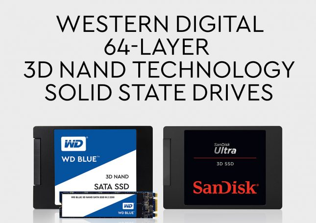 WD 3D-NAND