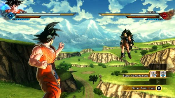 Dragon Ball Xenoverse 2 Lands this Fall for Switch Gamers