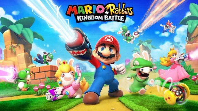 Mario + Rabbids Kingdom Battle Artwork Leaks