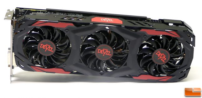 PowerColor Red Devil Radeon RX 570 4GB