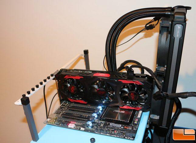 Radeon RX 570 Test System