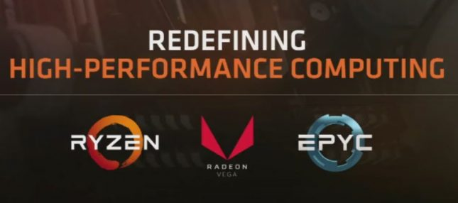 AMD Ryzen Vega Epyc