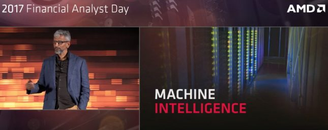 AMD Vega Machine Intelligence