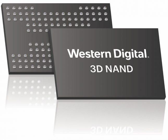 Western Digital 3D-NAND