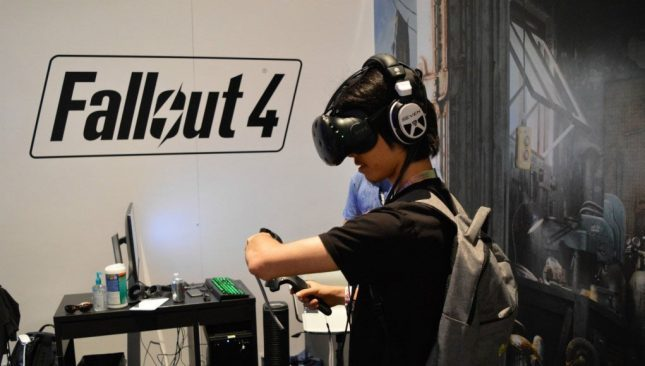 Bethesda Talks Fallout 4 VR at E3
