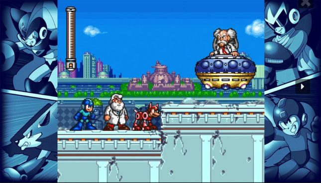 Mega Man Legacy Collection 2 Lands in August