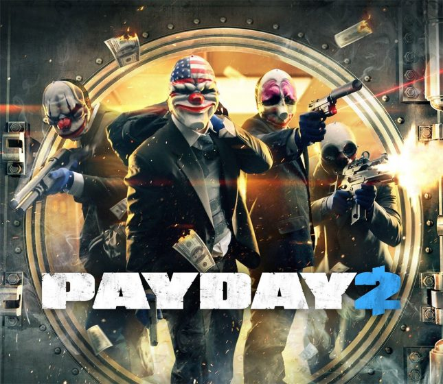 Payday 2 is Free for a While on Steam