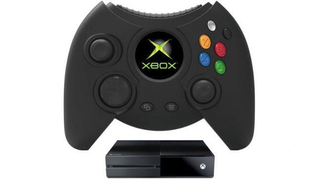 Massive Original Xbox Controller is Making a Comeback