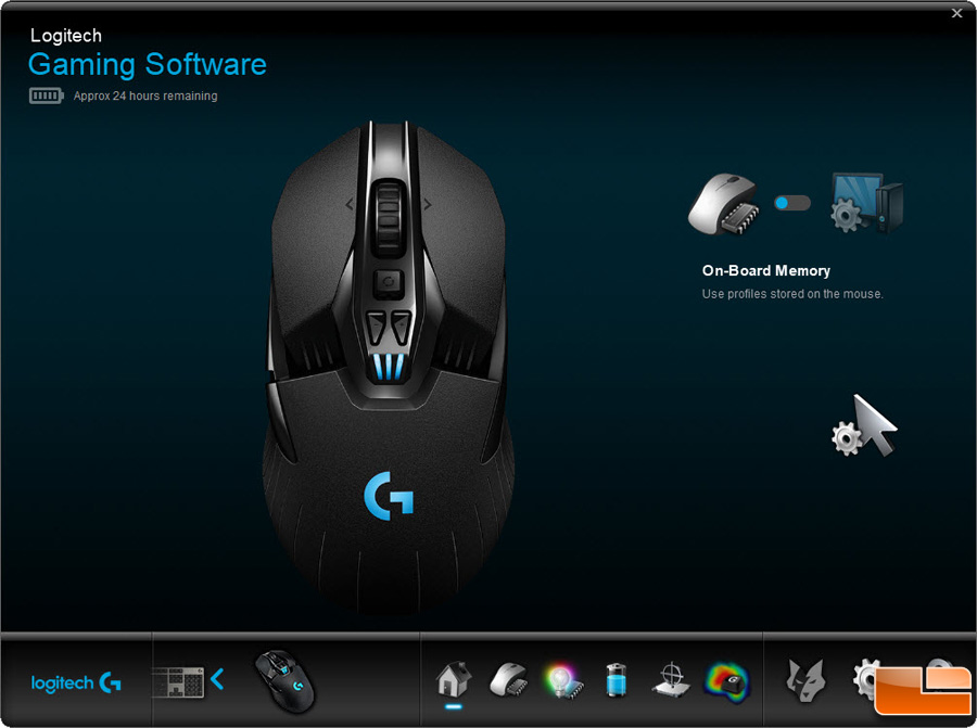 Logitech G900 Chaos Spectrum Wireless Gaming Mouse Review - Page 3