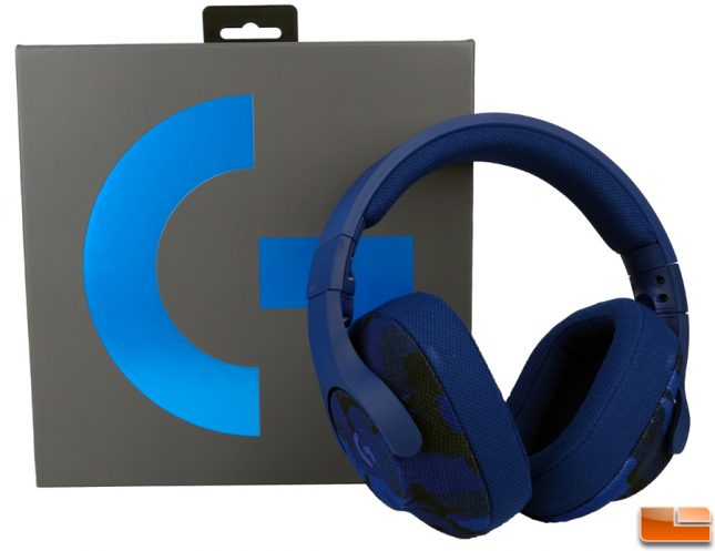 Logitech G433 Headset With Logo