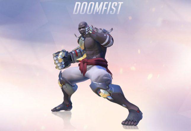 Doomfist Now Playable in Overwatch