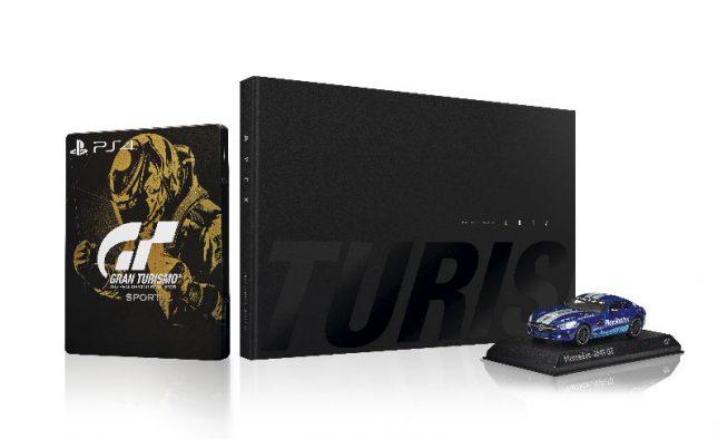 Gran Turismo Sport Launches October 17