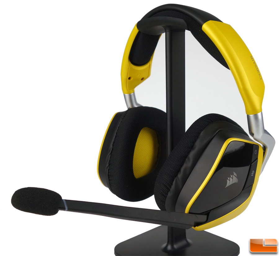 Corsair VOID PRO RGB Wireless SE Gaming Headset Review - Legit