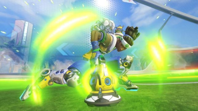 Overwatch Summer Games Return with Ranked Lucioball