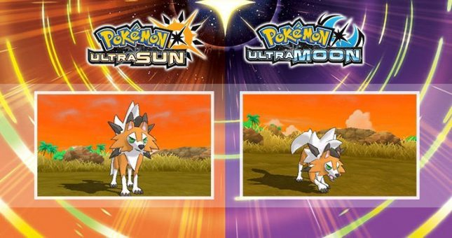 Pokemon Ultra Sun and Ultra Moon to Get New a Pokemon