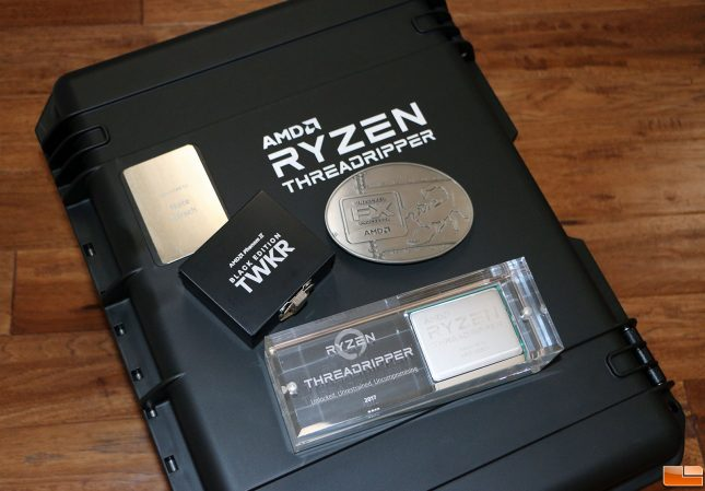 AMD Threadripper and Phenom II TWKR