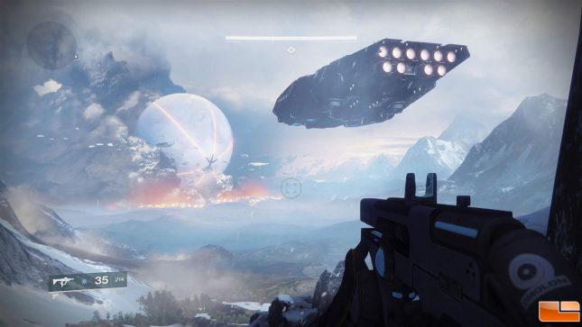 Destiny 2 Screen Capture