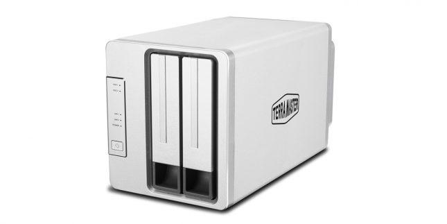 Terramaster F2-420 NAS Server
