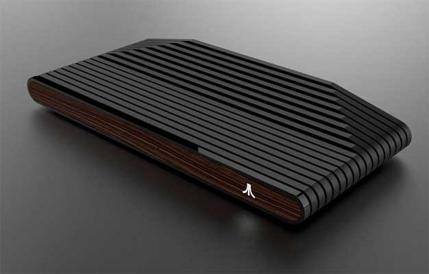 AMD Custom Chip is the Power inside the Ataribox Console