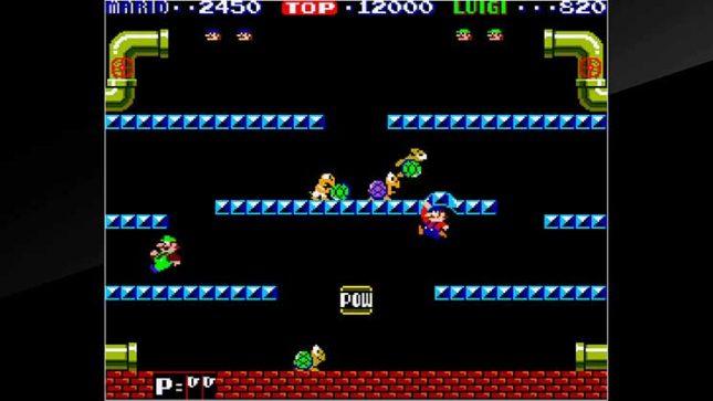 Mario Bros. Lands on Nintendo Switch