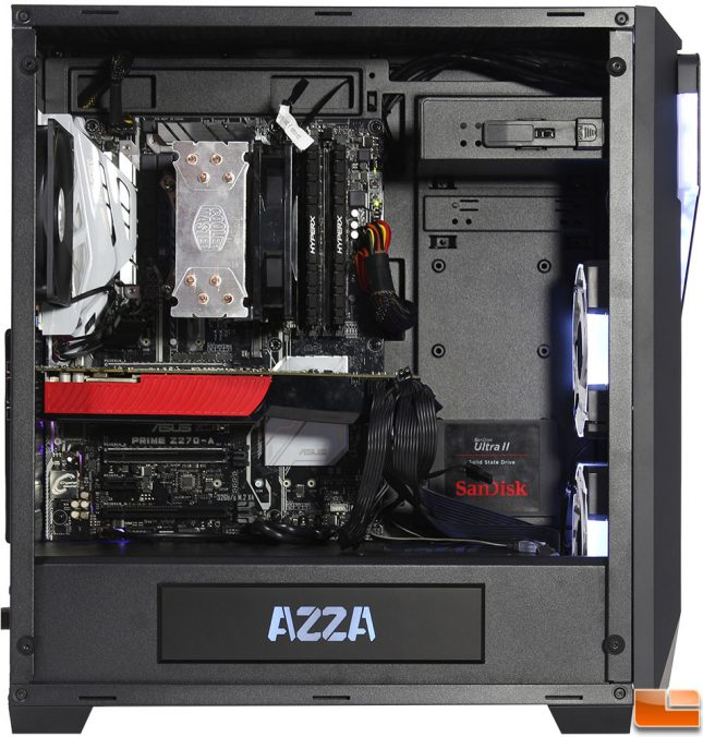 Azza Inferno 310 Mid-Tower Case