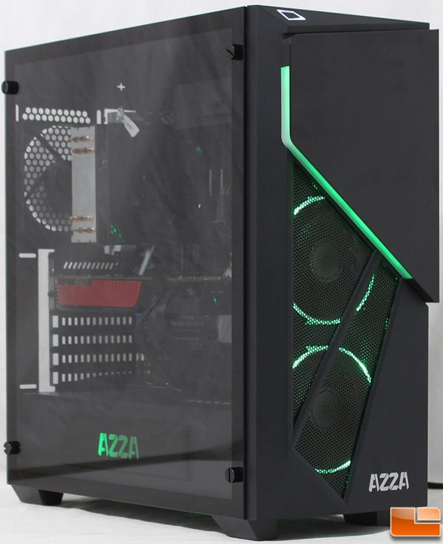 Azza Inferno 310 Mid-Tower Case`
