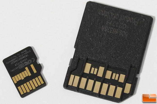 Lexar 1800x UHS-II u3 MicroSDXC